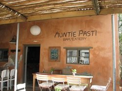 Auntie Pasti