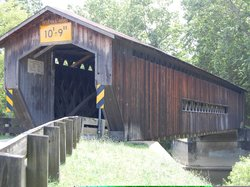 Ashtabula County Ohio Covered Bridges Trail