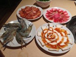 Gyuma Japanese BBQ Buffet