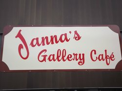 Janna's Gallery Cafe