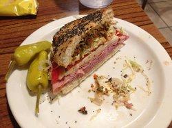 Main Bar Sandwich Shop