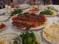 Adana Yuzevler Kebap