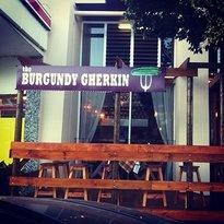Burgundy Gherkin
