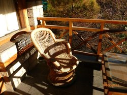 The Cottage room Balcony