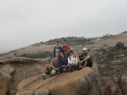Enchanted Rock Cave
