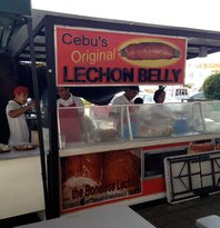 Cebu's Original Lechon Belly