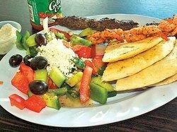 Greek Grill Express