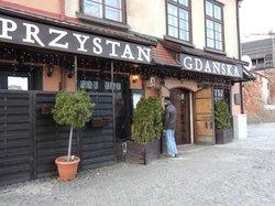 Przystan Gdanska