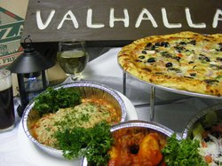 Valhalla Pizza