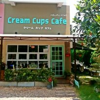 Cream Cups Cafe Chiangmai