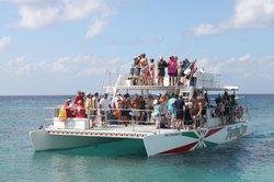 Cozumel Morningstar Catamaran
