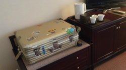 荷物置き場。使いやすかったです。