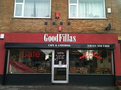 Goodfilla's Cafe
