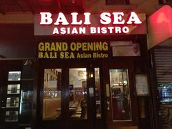 Bali Sea Asian Bistro