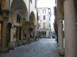 Quartiere dell'Antico Ghetto Ebraico di Padova