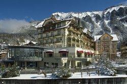Hotel Victoria-Lauberhorn