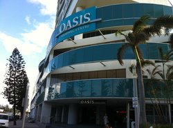 ‪The Oasis Shopping Centre‬