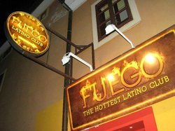Fuego - latino club