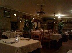 Restaurante a Chabola