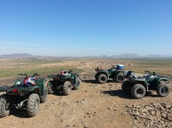 Dunes & Desert Exploration