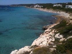 Playa de Santo Tomás