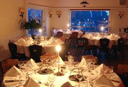 Panorama Restaurant Schatzalp