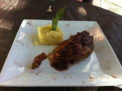Restaurant - Auberge le Luberon