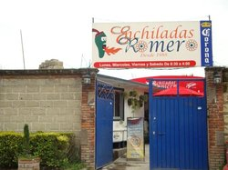 Enchiladas Romero