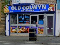 Old Colwyn Chip Shop
