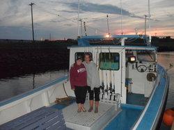 New London Wharf Deep Sea Fishing
