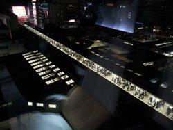 JR station at midnight