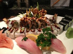 Fuji Japanese Steakhouse & Sushi Bar