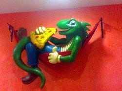 Pizzeria El Cau de la Iguana