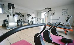 Park&Suites Confort Dijon Ahuy - Fitness Room