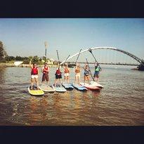 Osha Paddle Boarding & Yoga