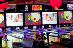 Jillian's Boston - Lucky Strike Lanes - Lounge