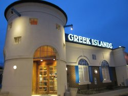 ‪Greek Islands Restaurant West‬