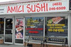 Amici Sushi