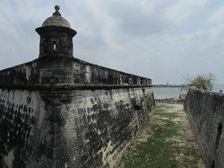 Castillo San Fernando de Bocachica