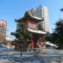 Changchun Huguo Prajna Temple