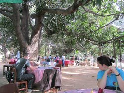 Garden of the Small River Restaurant