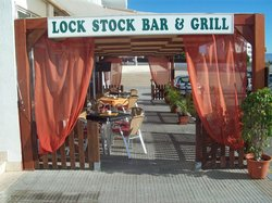 Lockstock bar and grill