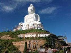 Patung Besar Budha Phuket