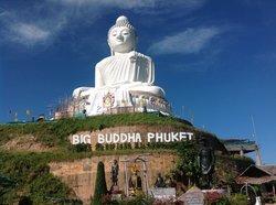 Den Store Buddha i Phuket