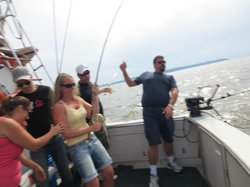 Ocean Adventure Center: Vancouver Fishing Charters
