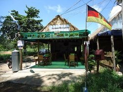 German Beergarden