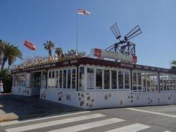The Windmill Bar