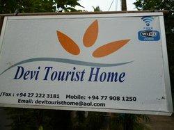 Devi Tourist Home Dining Room