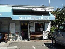 San Luis Fish & BBQ