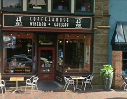 49 West Coffeehouse, Winebar & Gallery